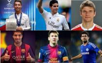 布冯加盟梅西 罗纳尔多获得欧足联年度最佳球员奖候选名单
