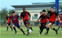 海德拉巴足球学院 喀拉拉邦布拉斯特斯培养人才
