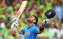 Virat Kohli在击球手的ICC ODI排名中名列前茅