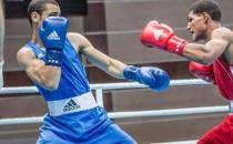 阿米特 高拉夫进入世界拳击锦标赛的季度