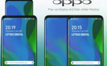 互联网动态:带有弹出式显示器的OPPO手机呈现侧滑屏