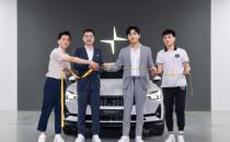 Polestar 极星正式启动旗下首款纯电动车型