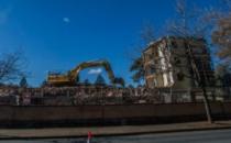 堪培拉中心对面的Allawah公寓拆除工作即将完成
