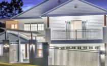 帕丁顿最好的一条街道上的一栋新建房屋令房地产市场赞叹不已