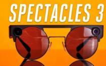 Spectacles 2智能眼镜将于7月4日在推出