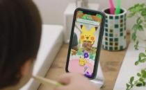 神奇宝贝微笑增强现实刷牙游戏旨在鼓励孩子乖乖刷牙