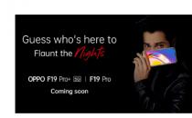OPPO已开始在亚马逊上开售该公司的F19Pro+5G和F19Pro智能手机