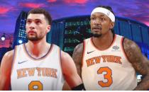 纽约尼克斯队在每年休赛期都会卷入很多交易流言