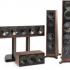 Paradigm推出具有混合无源有源旗舰产品的方正系列扬声器