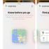 """适用于iPhone和iPad的谷歌地图更新了新的""""查找附近地点和出发前了解小部件"""
