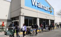 沃尔玛收入飙升是因为电子商务销售额激增
