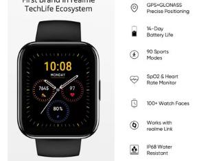 荣耀的Dizo通过Flipkart推出2款新智能手表
