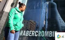 Abercrombie&Fitch首席执行官表示销售的复苏好于预期