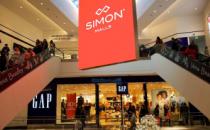 最大的购物中心老板西蒙地产表示Gap拖欠租金