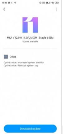 小米用户界面的最新版本MIUI 12将推广到Mi 9T手机或Redmi K20中