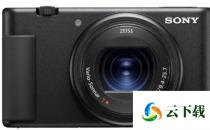 索尼推出面向内容创作者的ZV-1紧凑型相机