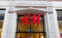 H&M报告第二季度销售额下降幅度小于预期的50%