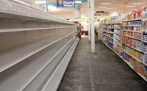 杂货供应商缺货可能持续到秋季